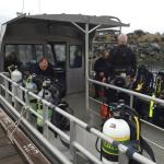 Our dive weekend at Hornby Island Diving was amazing! Rob and Amanda and their staff were wonder