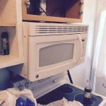detached microwave