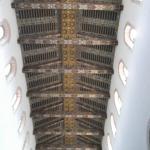 Messina_Soffitto della navata centrale del Duomo