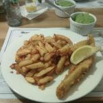 Photo de The Dorsz British Fish&Chips
