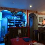 Le Rajasthan - AURAY - Salle et bar