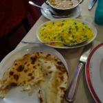 Le Rajasthan - AURAY - Plats