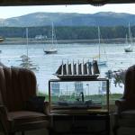 View from Inn's livingroom