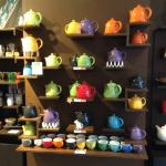 Lots of tea pots to make your own at home.