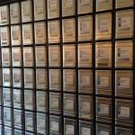 A myriad of tea options are available here.