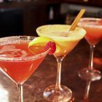 Martini Happy Hour Line-up