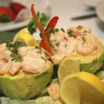 Dakotas Stuffed Shrimp Avocado