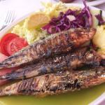 Sardine grillées