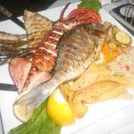 Grigliata di pesce x 2