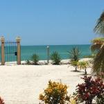 Playa espectacular