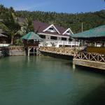 Photo de Palangan Bayview Beach Resort