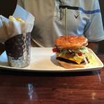Cheeseburger his way