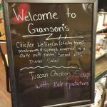 Ganson's Neighborhood Bakery & Cafe
