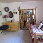Huffman Suite Living Room/Bedroom