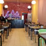 Wunderbar new design, new menu but still same staff, quality fresh food and super smily service!
