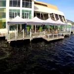 Waterfront dining at its best