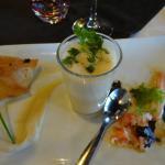 Déclinaison de homard