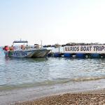 Marios' boat