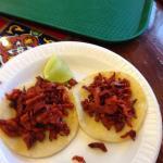 Al pastor tacos