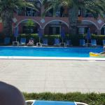 Fantastic holiday :) pool lovely, room great, bar fab with g .ood food!!