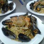 Spaghetti adriatico