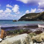Tintagal beach - close by