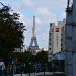 l'hôtel coté Bd Pasteur