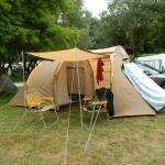 Emplacement 39 du Camping Municipal de la Vallée d'Hyères
