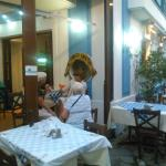 Taverna Sakis Dinner time....