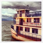 boat isla ometepe