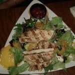 Beet Salad with Chicken