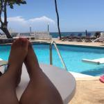 Foto de Coral Cay Beach Resort Villas