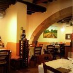 Photo de Osteria  San Quirico