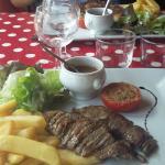 plat menu