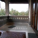 balkon luxe kamer