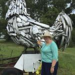 Brandished Bumper Rooster