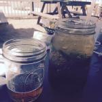 Bob Marley in mason jar!!