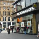 McDonald's, Lord Street, Liverpool