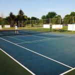 Tennis/Pickleball Court