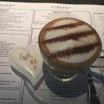 'Sweet' message with coffee
