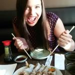 Feast on amazing (yet somehow affordable!) sushi!