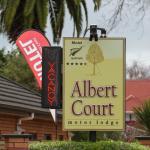 Albert Court Grey St