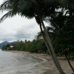 La spiaggia della struttura