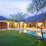 Saba Villa - Villa Bima (Master 2 bedroom villa)