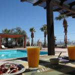 Desayuno Hotel Villa Vitta