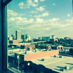 View of downtown OKC
