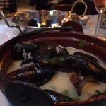 Mussels Meurniere