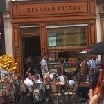 Foto de Belgian Frit'n Toast