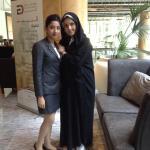 Foto de Jood Palace Hotel Dubai