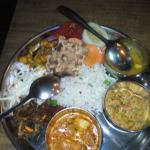 typical Gujrati food